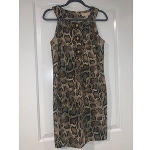 Snake print Michael Kors Dress